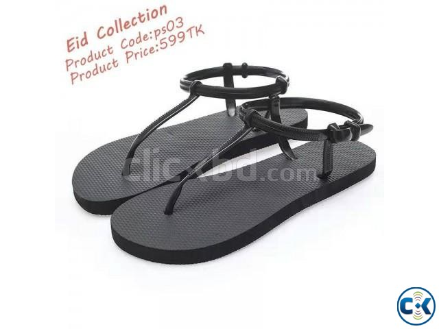 Women classic sandals | ClickBD large image 1