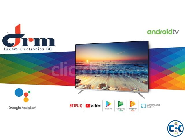 VEZIO 40 INCH ANDROID FULL HD LED TV | ClickBD large image 2