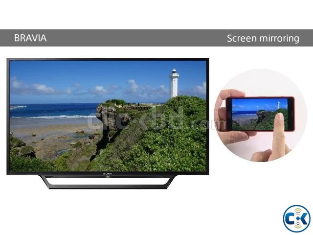 Sony bravia W652D LED TV has 48 inch screen | ClickBD large image 3