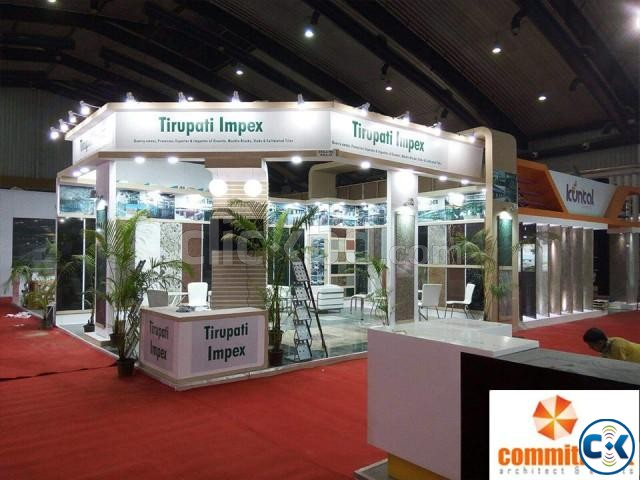 Exhibition Booths Wholesale Suppliers Online by commitment | ClickBD large image 0