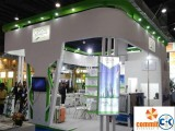 Booth Design Construction powered by commitment