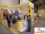 Exhibition Stall Designer Stall Contractor by commitment