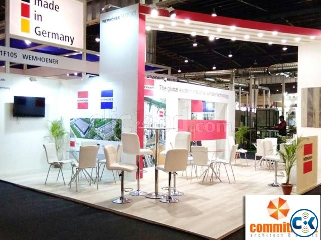 Stall Fabrication Services by commitment | ClickBD large image 2