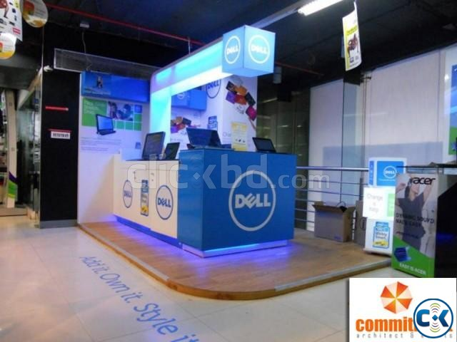 Promotional Exhibition Stall Fabrication by commitment | ClickBD large image 3