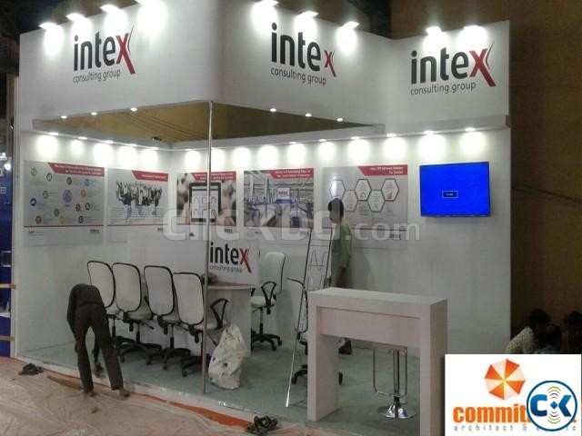 Exhibition Management Companies in dhaka by commitment | ClickBD large image 1