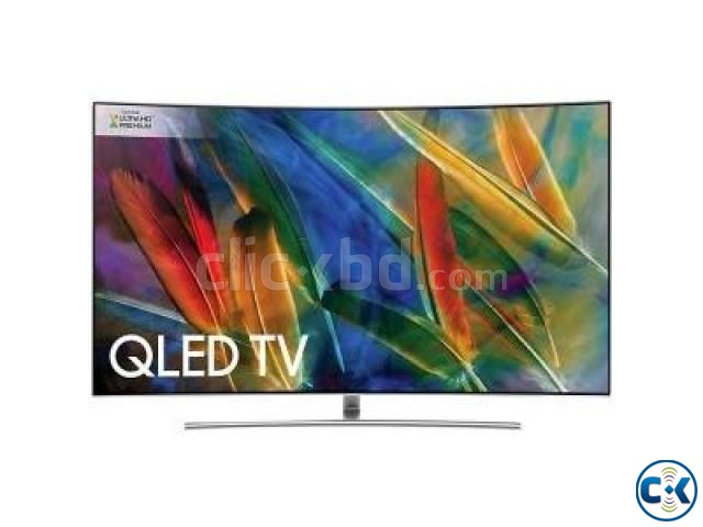 SAMSUNG 65Q8C 4K HDR CURVED SMART TV | ClickBD large image 0