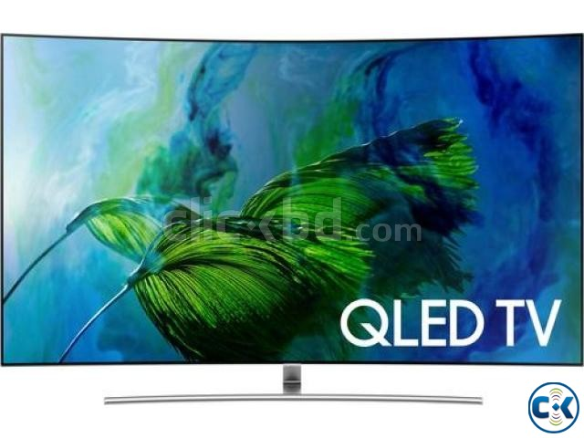 SAMSUNG 65Q8C 4K HDR CURVED SMART TV | ClickBD large image 1