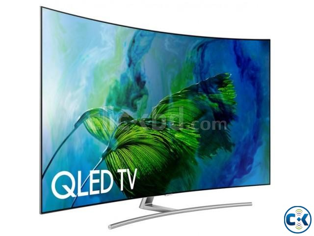 SAMSUNG 65Q8C 4K HDR CURVED SMART TV | ClickBD large image 2