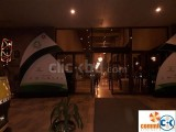 Society Entrance Gate Branding Services by commitment
