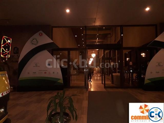 Society Entrance Gate Branding Services by commitment | ClickBD large image 0
