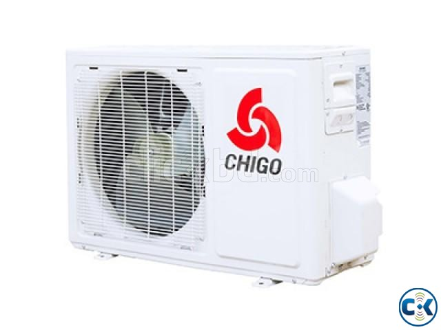 CHIGO 1 Ton Energy Saving Split type AC | ClickBD large image 1