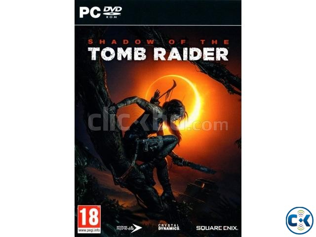 Shadow of the Tomb Raider Pc Game | ClickBD large image 0