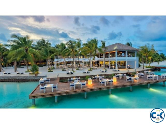 Resort Job In Maldives | ClickBD large image 0