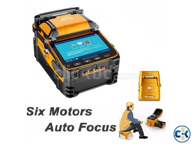 AI-9 Automatic Splicer with power meter build-in | ClickBD large image 1