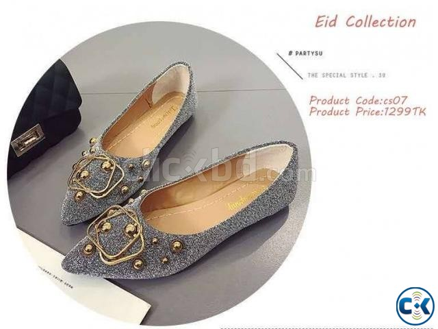 eid collection shoes | ClickBD large image 1