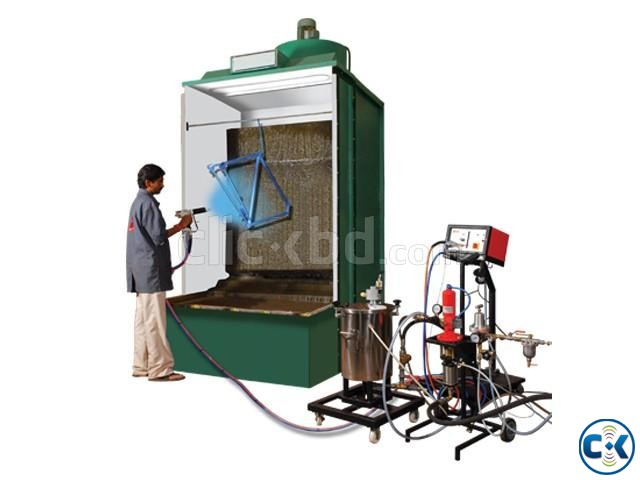 Powder Coating Equipment PT Foundry Chemical Industrial | ClickBD large image 4