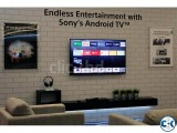 Brand new Sony Bravia 50 inch W800C 3D Android TV