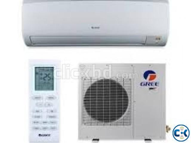 1.5 Ton Gree Air Conditioner Wall Mounted | ClickBD large image 0