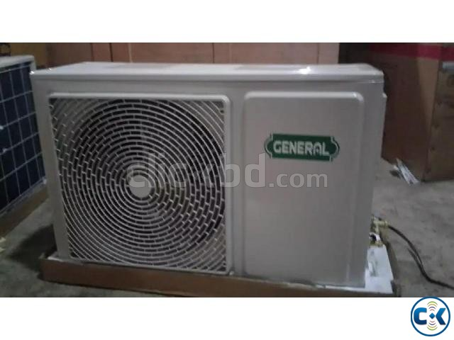 General split type air conditioner | ClickBD large image 1