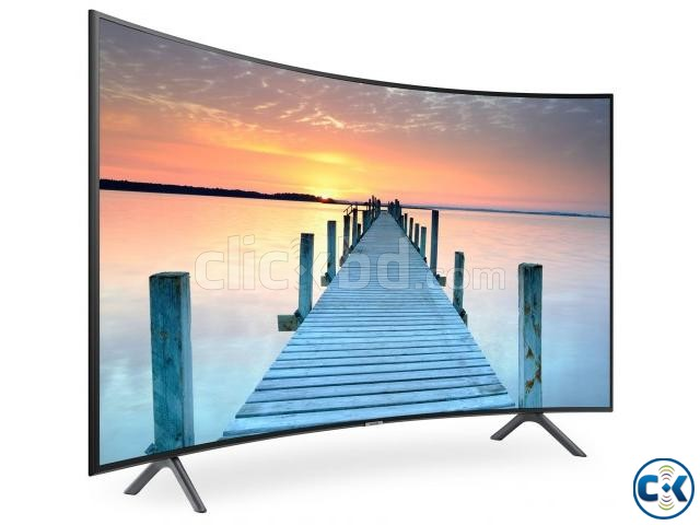 Samsung 55NU7300 Curved 55 UHD Smart TV | ClickBD large image 0