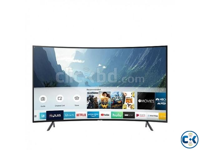 Samsung 55NU7300 Curved 55 UHD Smart TV | ClickBD large image 2