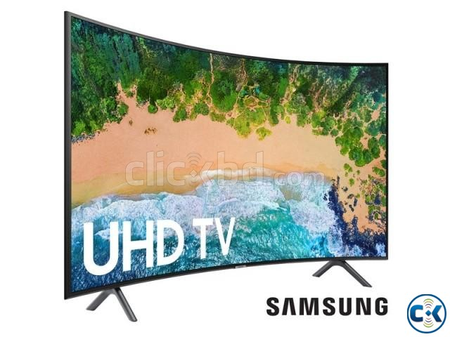 Samsung 55NU7300 Curved 55 UHD Smart TV | ClickBD large image 3