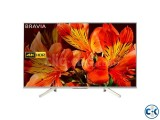 Sony 55X8577F 4K UHD Android LED Television 55inch