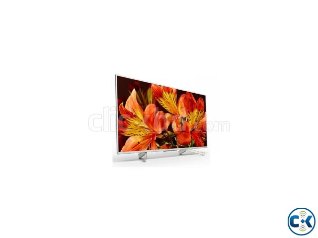 Sony 55X8577F 4K UHD Android LED Television 55inch | ClickBD large image 1