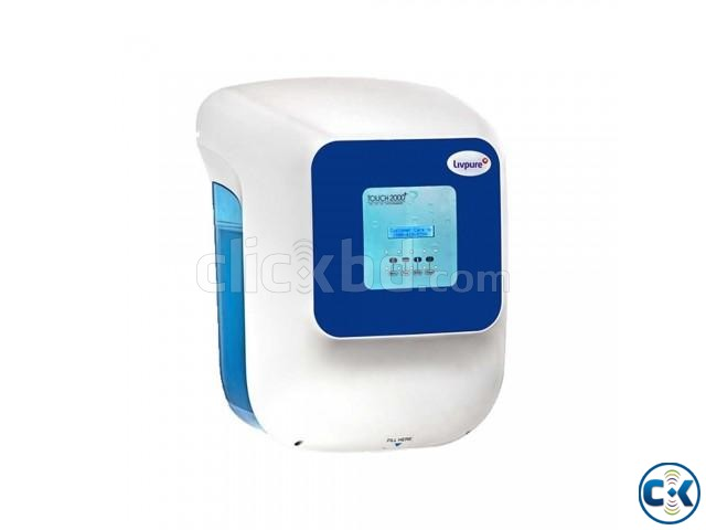Livpure Touch 2000 Plus Water Purifier 100 Pure | ClickBD large image 0