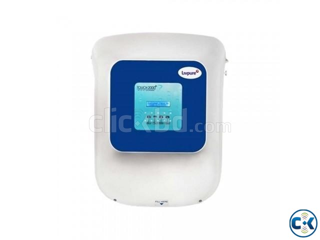 Livpure Touch 2000 Plus Water Purifier 100 Pure | ClickBD large image 2