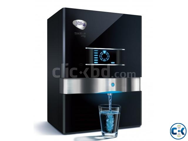 Unilever Pureit Mineral Ultima RO UV Water Purifier | ClickBD large image 1