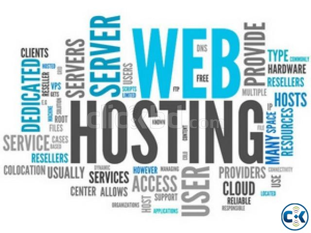 Best Reliable Web Hosting Domain Name Registration | ClickBD large image 0