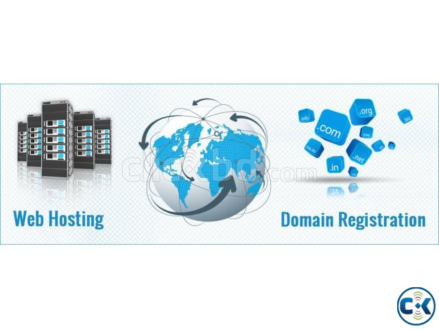 Best Reliable Web Hosting Domain Name Registration | ClickBD large image 2
