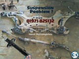 Car Suspension Services Dhaka