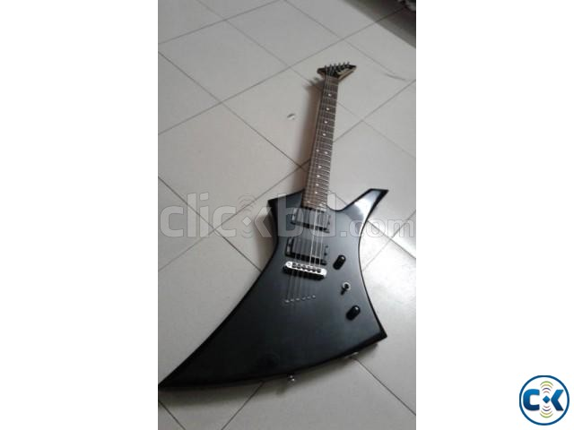 Jackson Kelly Explorer guitar | ClickBD large image 0