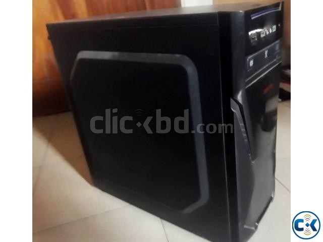 Core i3 Esonic 19 LED HDD 500GB Desktop | ClickBD large image 0