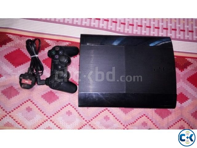 PS3 Super Slim 500GB Moded | ClickBD large image 1