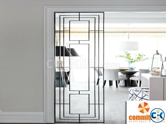 Aluminium Folding Door Multi-Leaf BY COMMITMENT 01881143453 | ClickBD large image 0
