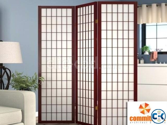 Aluminium Folding Door Multi-Leaf BY COMMITMENT 01881143453 | ClickBD large image 1