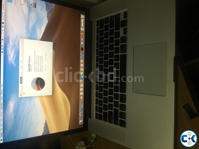 MacBook Pro 15.4inch mid-2015 Fresh condition | ClickBD large image 0