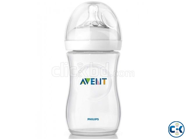 Philips Avent Natural 260ml Bottle | ClickBD large image 0