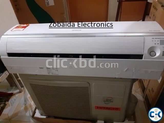 Hitachi RAS-DX24CJ R-22 GAS Energy Savings 2.0 TON AC | ClickBD large image 1