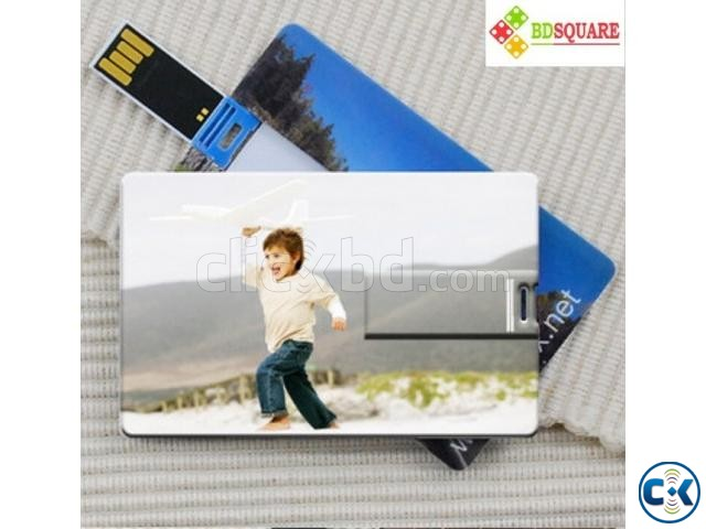 Card Shape Pendrive 32GB | ClickBD large image 2
