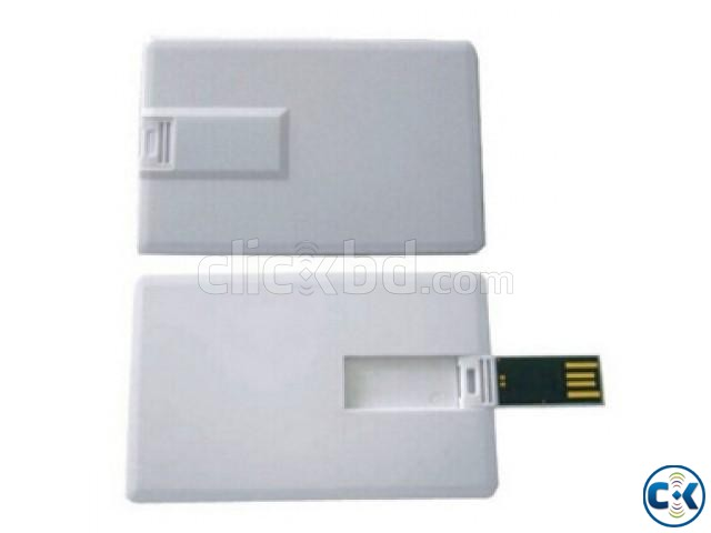 Card Shape Pendrive 64GB | ClickBD large image 0