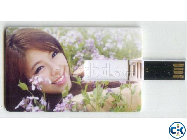 Card Shape Pendrive 64GB | ClickBD large image 2