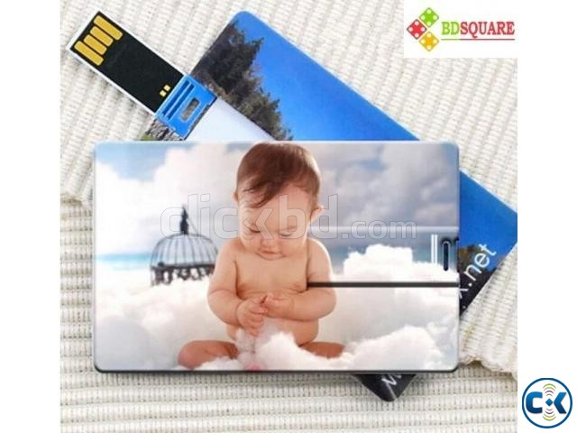 Card Shape Pendrive 64GB | ClickBD large image 3