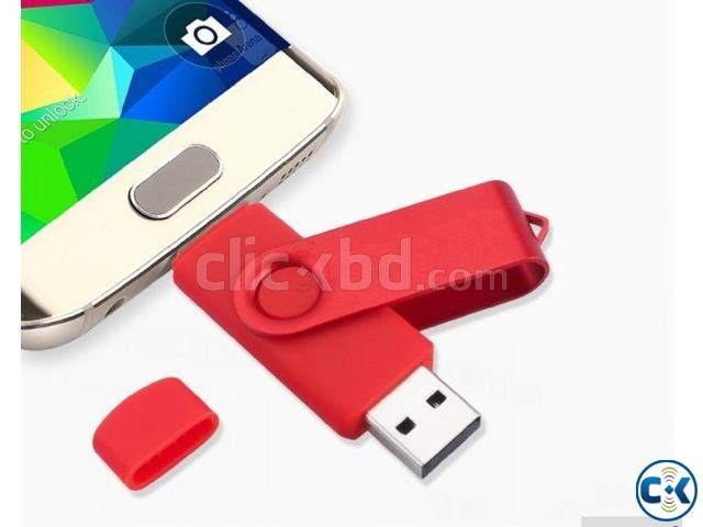 64GB otg Pendrive | ClickBD large image 0