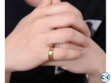 Gold Plated Finger Ring for Men