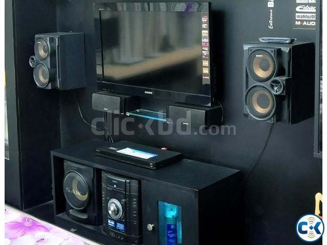 sony Sound system and more items real picture upload all  | ClickBD large image 0