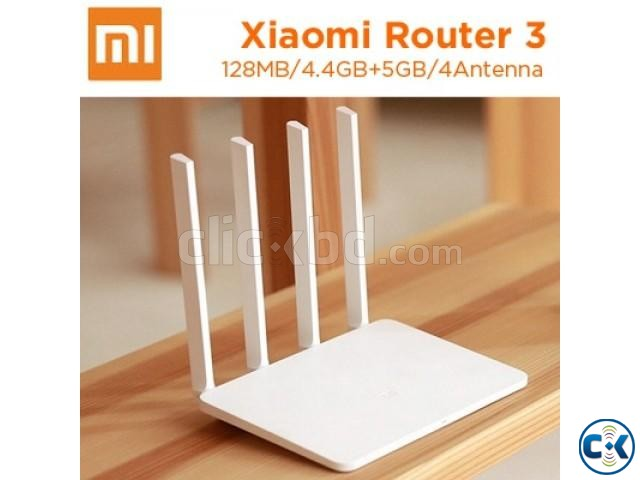 Mi Router 3 | ClickBD large image 0
